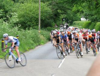 Cycle race crop