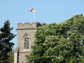 St Peters Church Tower